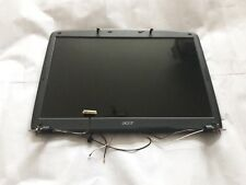 Acer Aspire 5715Z screen + lid bezel hinges set up