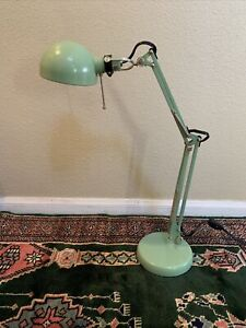 IKEA Forsa Work Light Desk Light Green Beautiful