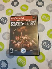 Def Jam: Fight for NY Greatest Hits PlayStation 2 PS2 Rare Vintage EA Games