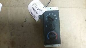 Temperature Control With AC Fits 99 DODGE 1500 PICKUP 176166