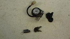 1974 Honda CB360T CB 360 twin H663. lock set with key ignition switch helmet