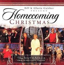 Bill & Gloria Gaither - Homecoming Christmas From South Africa CD 2006