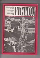 FICTION n°176. Editions Opta mars 1968