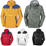 COLUMBIA Challenger Outdoor Hiking Windbreaker Jacket Hooded Mens All Size New