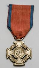 Romania Military Virtue Medal - Romanian 2nd Class, Carol I