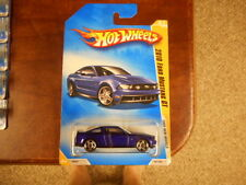 Hot Wheels 2009 New Models 2010 Ford Mustang GT Dark Blue MONMC (see picture)