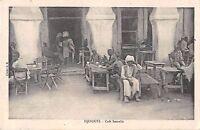 CPA DJIBOUTI CAFE SOMALIS