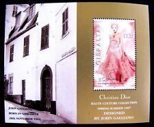 739 JOHN GALLINO HOME AN CHRISTIAN DIOR DRESS MNH OG (SEE ITEM DESCRIPTION)