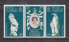 QEII 25th Anniversary Coronation 1978 MNH Stamp Set British Antarctic Territory