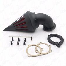 Spike Air Cleaner For Harley S&S Custom Cv Evo Xl Sportster Black
