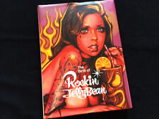 Giapponese Libro - Illustrazione The Nascita di Rockin' Jelly Bean Artistico