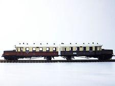 Liliput 17700 H0, Akku-Triebwagen 2-teilig AT 435/436 KPEV, Ep. I, OVP, MDM