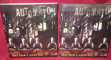 AUTOMATION ~ Gary CREW & Aaron HILL. HbDj  UNread!  RARE book! Sophisticated