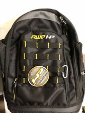 AWP HP EXTREME portable tool storage backpack padded straps tread bottom NWT
