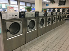 Wascomat 30lb washer W125 Stainless Steel Laundromat (Refurbished) New Bearings