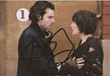 BEING HUMAN: ANNABEL SCHOLEY 'LAUREN DRAKE' SIGNED 6x4 ACTION PHOTO+COA