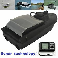 Pro JABO-2BL Fish Finder Water Sonar Detection Remote Control RC Bait Boat 300m