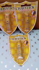 Chavstick novelty lip balm new x3