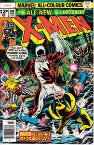 UNCANNY X-MEN (1970) #109 VFN+ - 1st WEAPON ALPHA - Back Issue