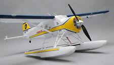 "59"" Dynam DHC-2 Beaver Brushless PNF RC Seaplane A-RTF PNP J-3 Cub Super Floats"