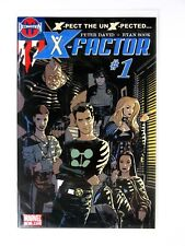X-Factor 3rd Series - #1,2,3,4,5,6,7,8,9,10 - Lot Of 10
