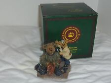 Frankie and Igor Boyds Bearstone Halloween monster 3in figurine 81007