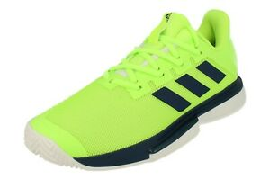 Adidas Solematch Bounce Mens Tennis Shoes Trainers FU8119