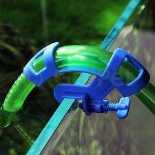 Aquarium Schlauch Halterung Halter Klemme für Außenfilter Wasserwechsel