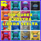 100 PROFILATTICI PRESERVATIVI DUREX ELITE TROPICAL CLASSICI ANATOMICI MISTI CE