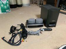 Bose 3-2-1 Surround Speaker System