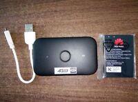 Unlocked Huawei E5573C-322 Wireless 150Mbps 3G 4G FDD Wifi Mobile Router Modem