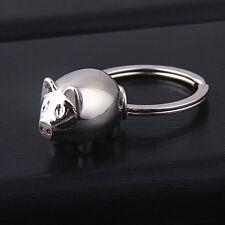 Cute Pig Piggy Keychain KeyRing Pendant Gift Present Creative Accessories