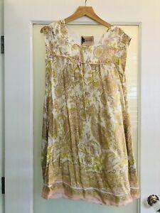 Fleur Wood Summer Dress Excellent Condition Size 1