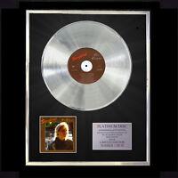 EVA CASSIDY SONGBIRD  CD PLATINUM DISC VINYL LP FREE SHIPPING TO U.K.