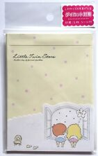 Sanrio Character Little Twin Stars Kiki Lala Photo Envelope 5 Sticker MADE JAPAN