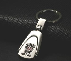 *Limited* Edition Rover Premium Chrome Teardrop Effect Logo Free UK Post