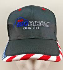 Soy BioDiesel Use It Strap back Hat Cap Eco Friendly Baseball Trucker Cap Otto