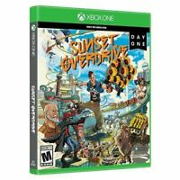 Sunset Overdrive - Original Microsoft Xbox One Game