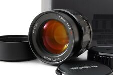 Voigtlander Nokton 58mm f/1.4 SL II N for Nikon AI-S + Box&Accessories -NearMint