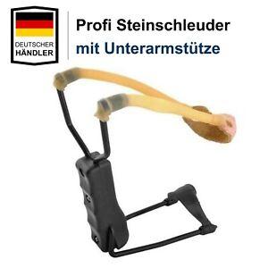Profi Steinschleuder Sportschleuder Schleudern Zwillen Schleuder  bis 500 m