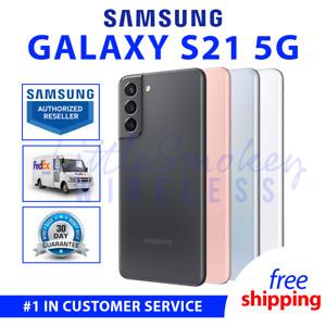 Samsung Galaxy S21 5G -G991U- Factory Unlocked VZW ATT TMobile & More! FREE 2DAY