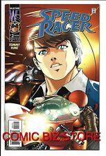 SPEED RACER #2 (1999) WILDSTORM COMICS