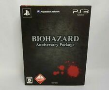 Capcom PS3 Biohazard Anniversary Package From Japan,free shipping,MADE IN JAPAN
