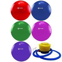 BodyRip Exercise Gym Yoga Swiss 65Cm Ball Fitness Ab Abdominal Sport Weight Loss