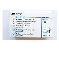 Genuine 3M ESPE Cavit W white Temporary Filling Material 28g or Money back 44130