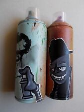 "Hookser "" Spray Can Tagger Set "" , Peinture Originale Sur Bombe , Graffiti  Art"