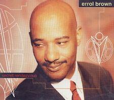 Errol Brown Secret rendezvous (1992, Bohlen) [Maxi-CD]