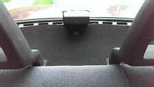 Black CUSTOM MADE * Volvo 240 242 244 140 160 Rear Windshield Glass Dash Carpet
