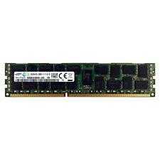 SAMSUNG M393B1K70DH0-CK0 8GB 2Rx4 DDR3 PC3-12800R 1600MHz ECC REG MEMORY RAM