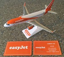 EASYJET LIMITED EDITION A320 COLLECTABLE SCALE MODEL AIRBUS AIRCRAFT 1:200 NEW